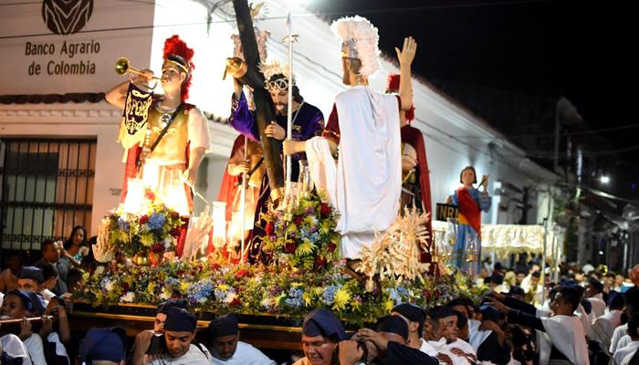 Semana Santa em Santa Cruz de Mompox