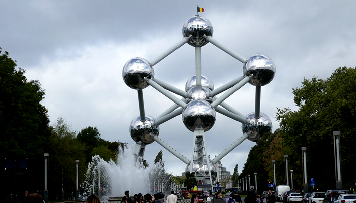 História, Fatos Interessantes e Curiosidades do Atomium, em Bruxelas!