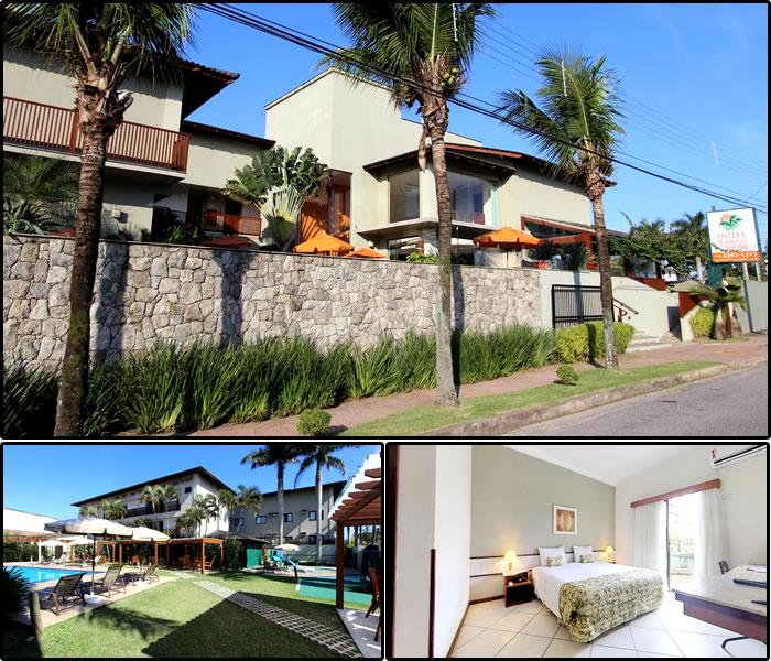 Onde ficar na Praia do Éden: Hotel Ilhas do Caribe