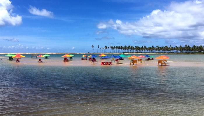 As melhores praias de Camaçari: Barra do Jacuípe