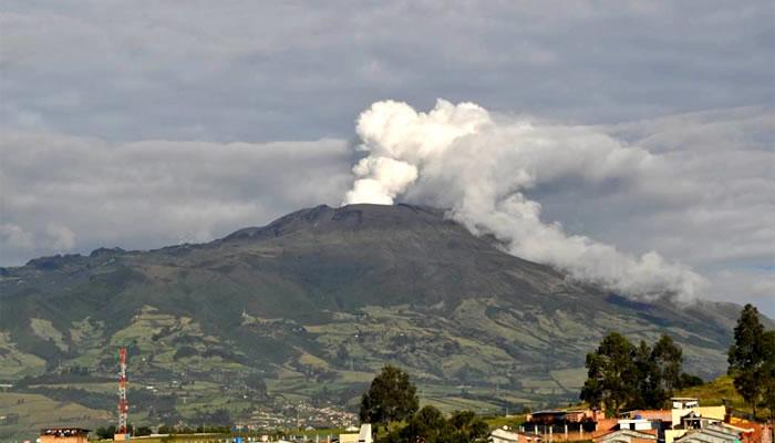 Galeras, Colômbia