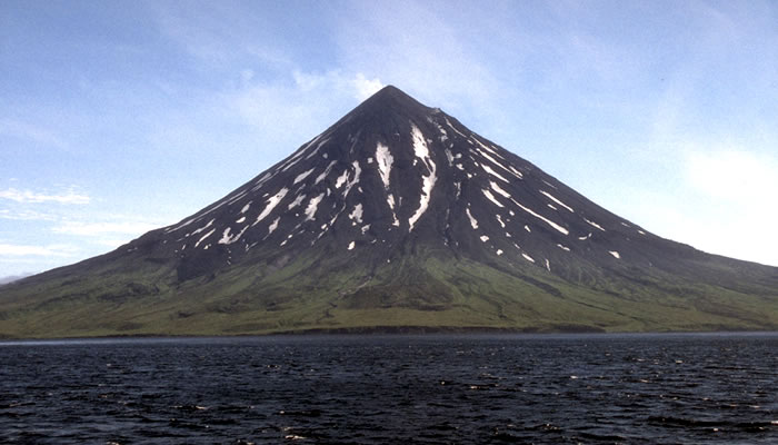 Mount Cleveland, Alaska