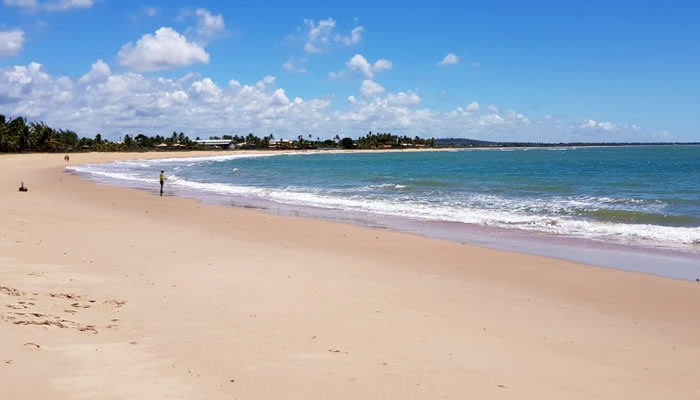 As melhores praias de Camaçari: Praia da Espera