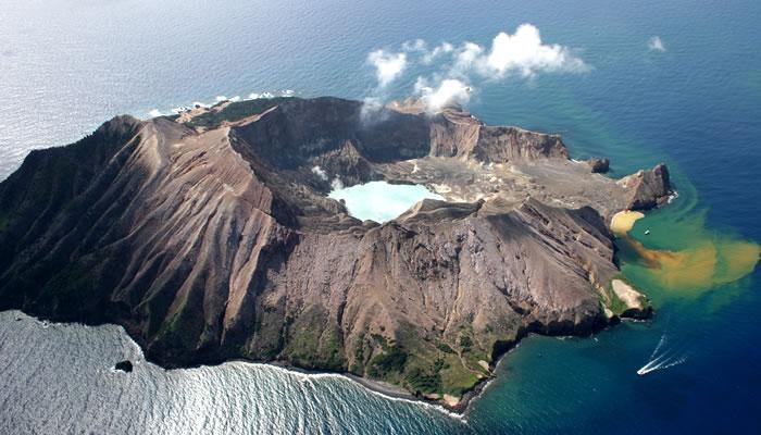 White Island, Nova Zelândia