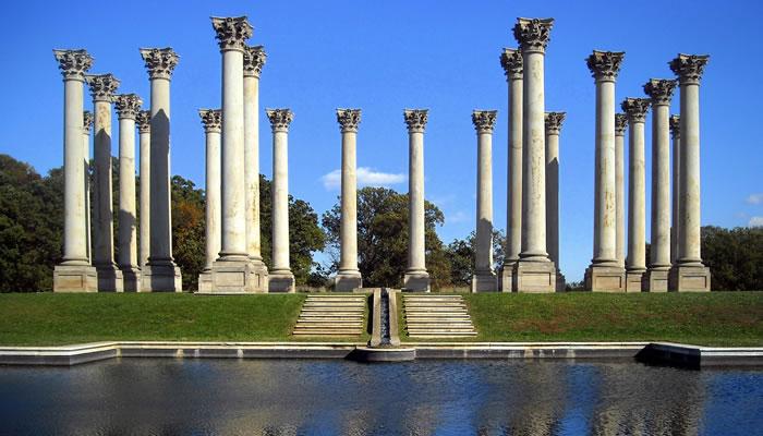 Arboreto Nacional dos Estados Unidos (U.S. National Arboretum)