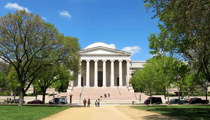 Galeria Nacional de Arte (The National Galery of Art)