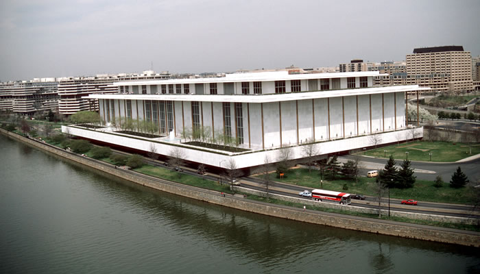 Kennedy Center (John F. Kennedy Center for the Performing Arts)