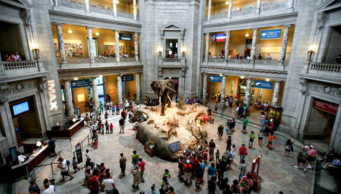Instituto Smithsonian (The Smithsonian Institution)