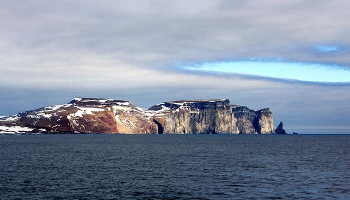Ilha do Urso (Bjornoya) – Noruega