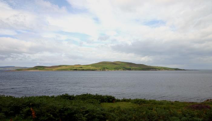 Ilha Gruinard – Escócia
