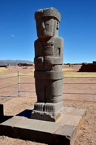A tecnologia Tiwanaku impressiona