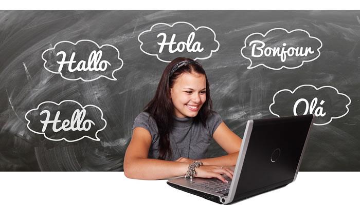 Aprenda um novo idioma