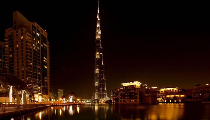 O edifício mais alto do mundo está localizado em Dubai