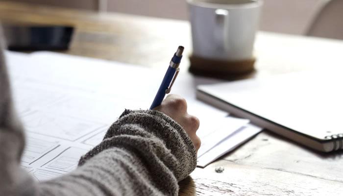 Dê uma de escritor!