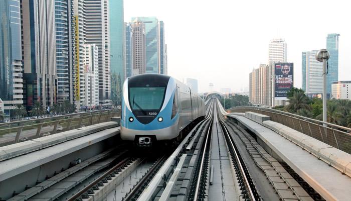 Dubai tem o maior sistema de metrô automatizado do mundo