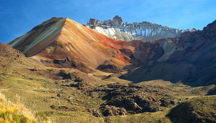 Escale o Vulcão Tunupa