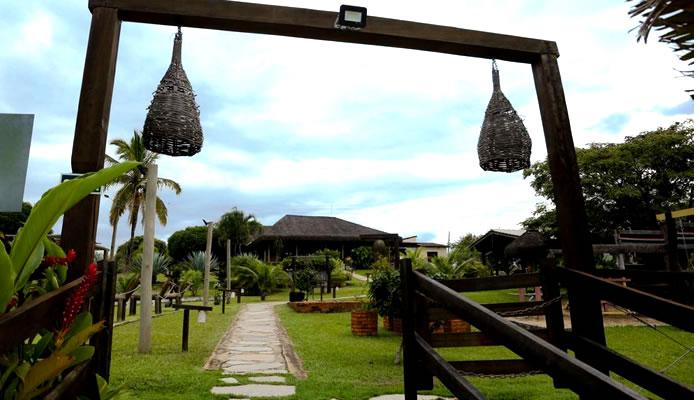Hotel Fazenda Rancho dos Canários – 260km de Goiânia