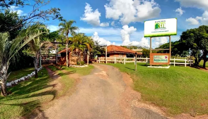 Ranchos 30 – 25km de Goiânia